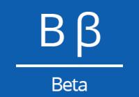 Náhled beta znak